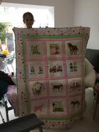 Mabel E's quilt