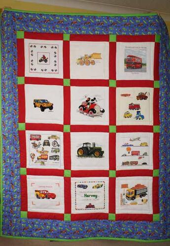 Photo of Harvey Ms quilt