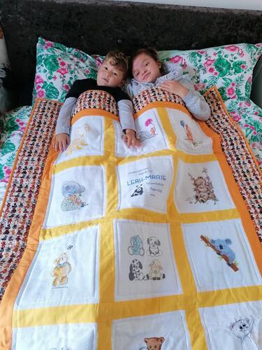 Photo of Leah-Maries quilt