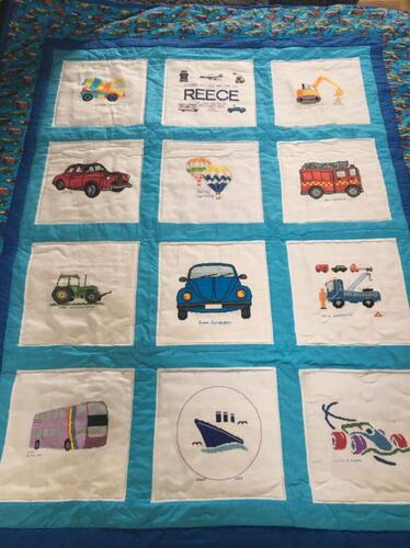 Photo of Reece Ms quilt
