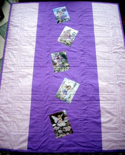 Photo of Olivia Gs quilt