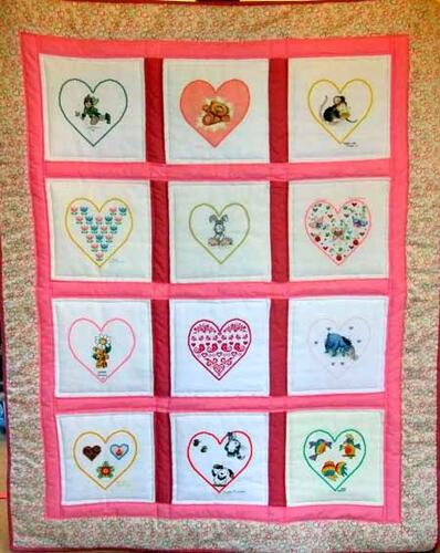 Photo of Lillie-May Hs quilt