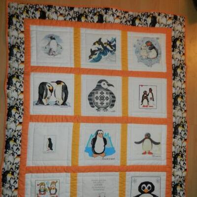 Photo of Logan Ms quilt