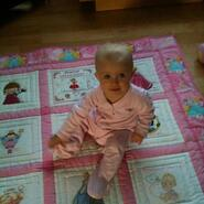 Gracie-Louise's quilt
