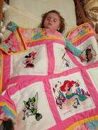 Evie-Mae's quilt