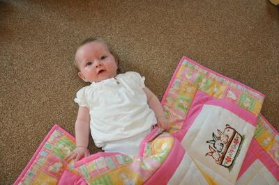Photo of Freya Ps quilt