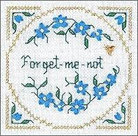 Photo of Forget-Me-Not Quilt