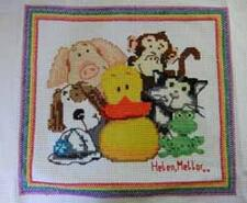 Cross stitch square for Jack B's quilt