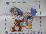 Any child cross stitch category: Toys