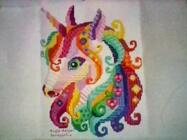 Any child cross stitch category: Unicorns