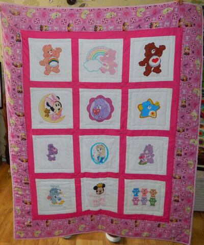 Photo of Hope Ss quilt